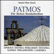 Patmos - die sieben Sendschreiben